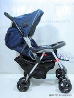 4 BabyElle S701 CetiLite Travel Stroller