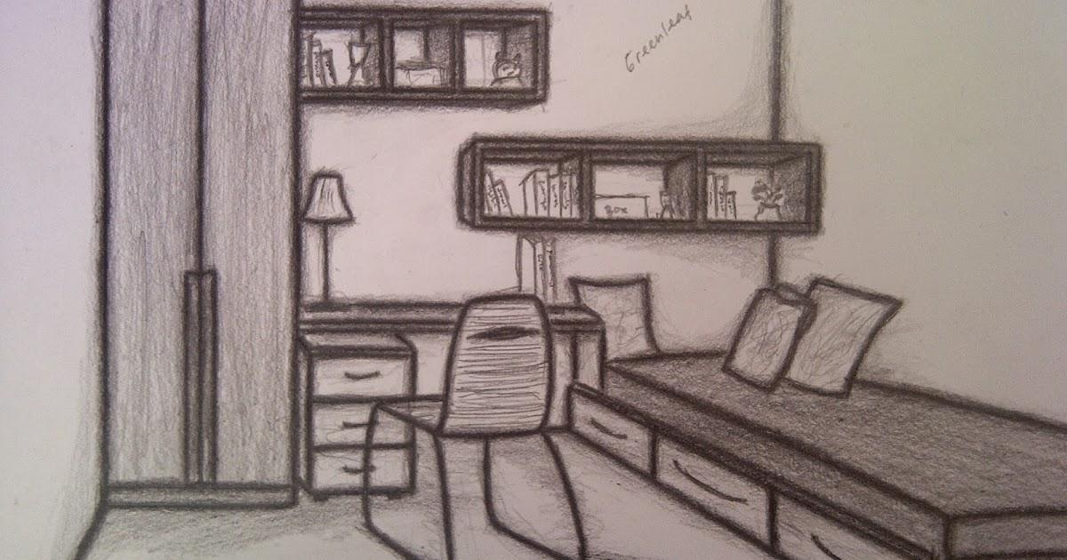 Desain Interior Ruang Tidur Anak