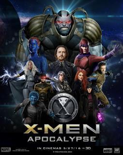 X-Men: Apocalipsis en Español Latino