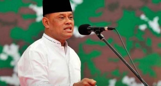 Ditanya Mau Jadi Kader Gerindra Atau Tidak Oleh Prabowo? Jawaban Gatot Nurmantyo Diplomatis Begini....