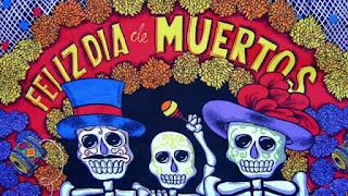 Imágenes Día de Muertos Coco
