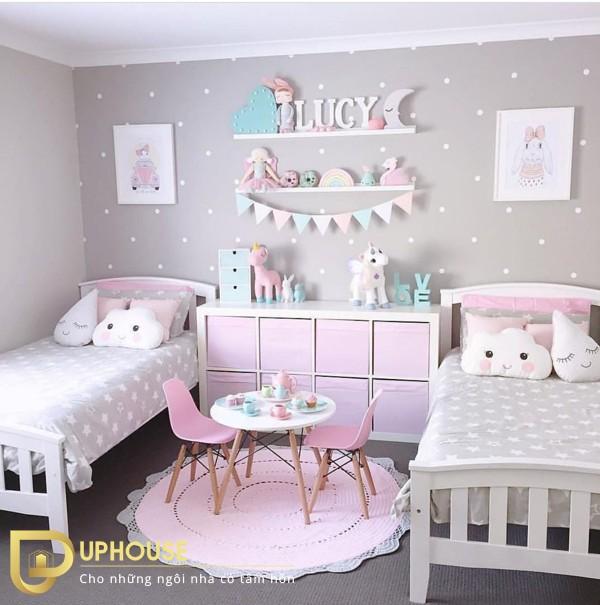 Phòng ngủ cho bé B-12