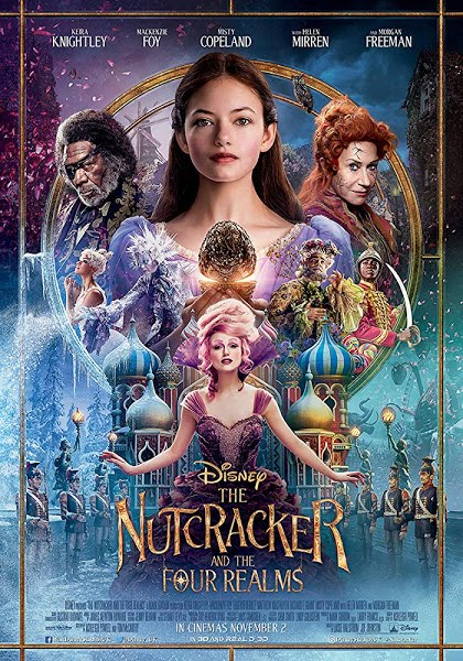 The Nutcracker and the Four Realms (2018) Hindi Dual Audio 600MB BluRay 720p HEVC x265