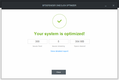 Optimized Your Device Performance With Bitdefender One Click Optimization Tools