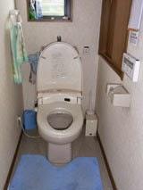 ナショナル パナソニックDL-GZ40修理によって復活した我が家のトイレ