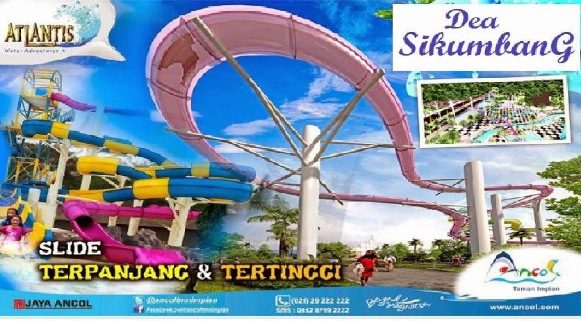 Tiket Atlantis Water Adventure Ancol