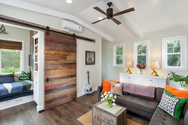 Wohnzimmer Wandgestaltung Holz Ein Paar