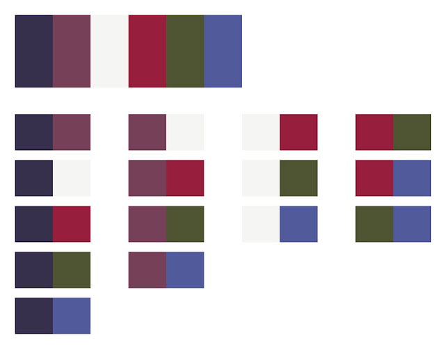 Цветовая палитра капсульного гардероба