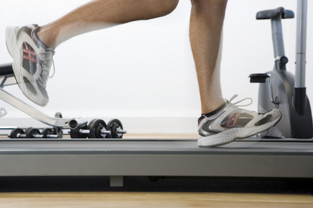 Prevention treadclimber workouts