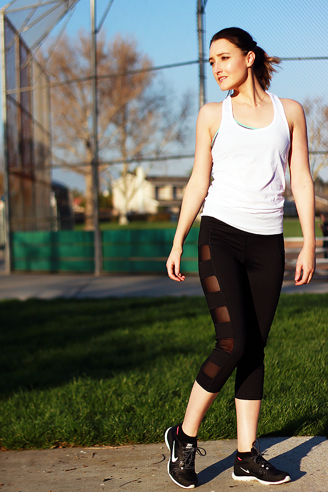 Get fit on a budget with Forever 21 activewear line