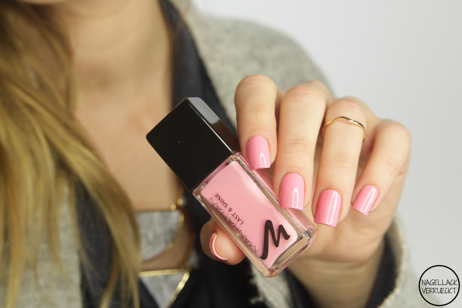 manhattan cosmetics nagellack