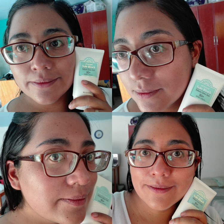 Review: Missha All-around Safe Block Sebum Zero Sun