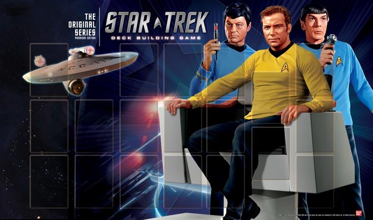 Boardgamegeek Star Trek Deck Building Game