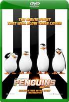Los Pingüinos de Madagascar (2012) DVDRip Latino