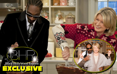 Rap Mogul Snoop Dogg And Martha Stewart Are Teaming Up For A New Reality TV Show Coming To VH1