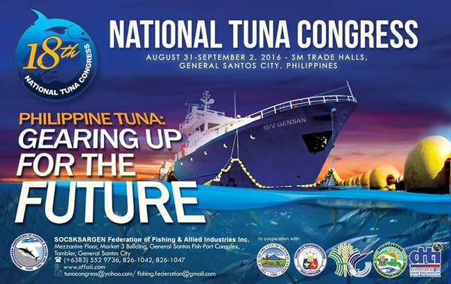 18th National Tuna Congress in GenSan