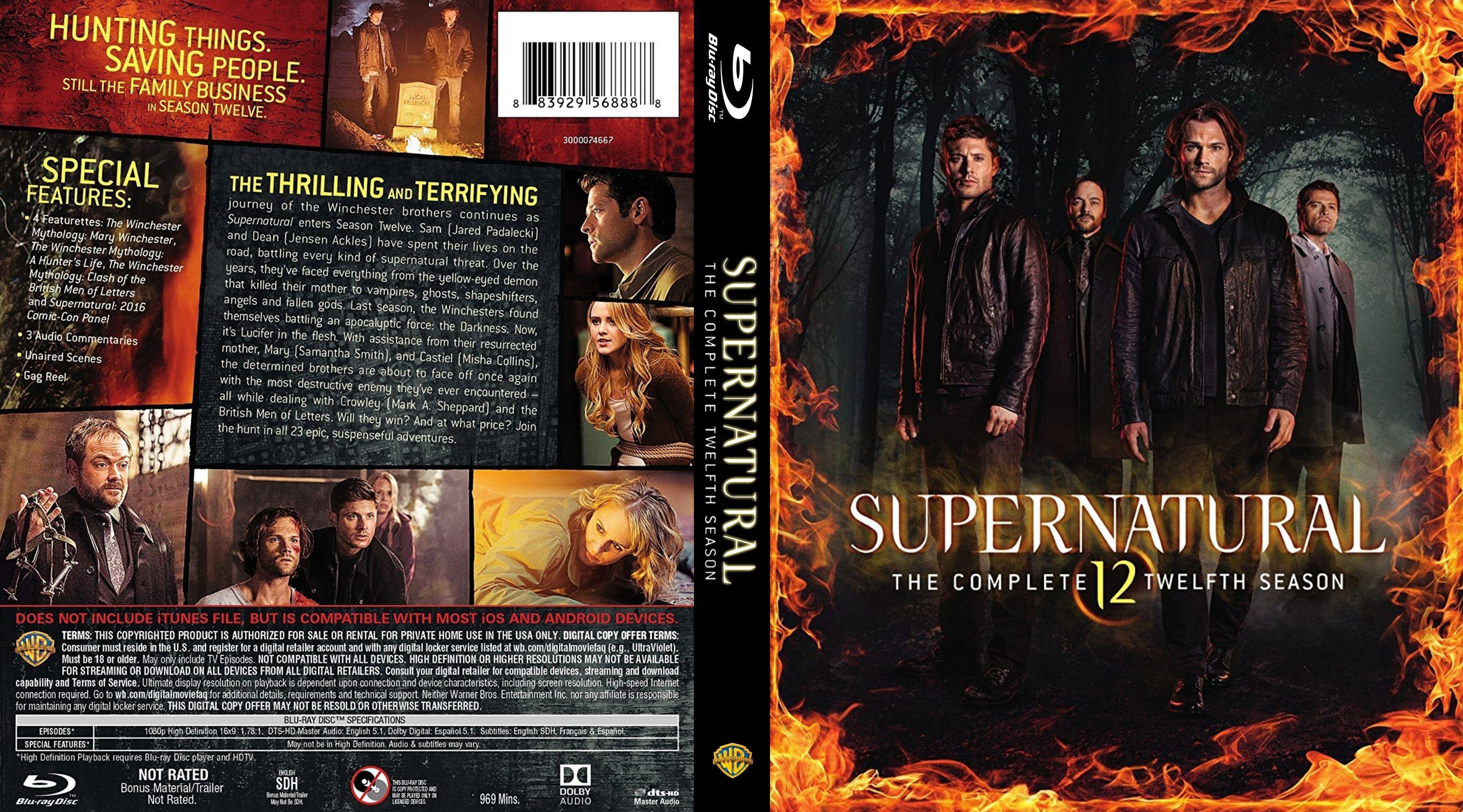 Super Natural Staffel 12
