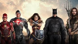 liga de la justicia: el equipo mira hacia adelante en un nuevo poster