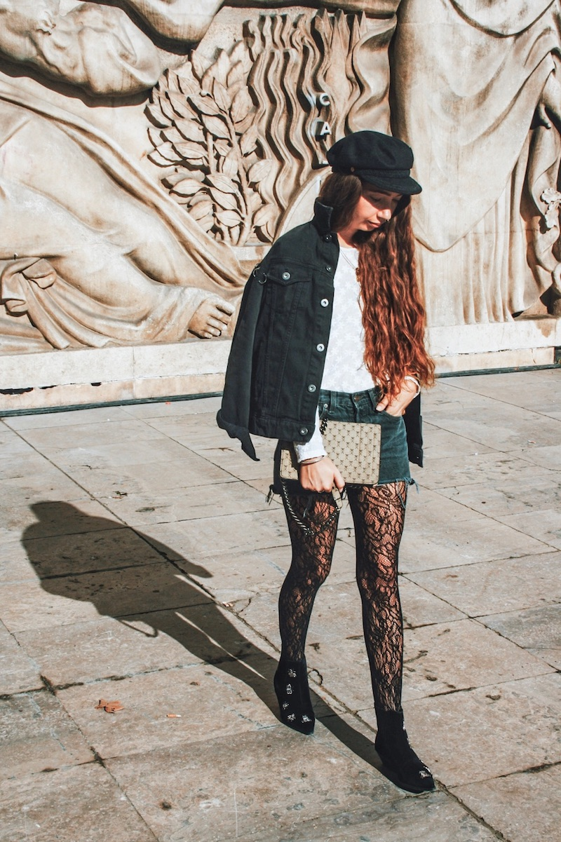 blogueuse parisienne octobre 2017 outfit look autumn trends