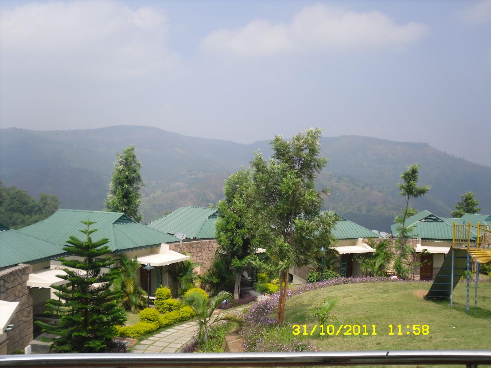 Travelling across india a neverending journey araku - Araku valley resorts with swimming pool ...