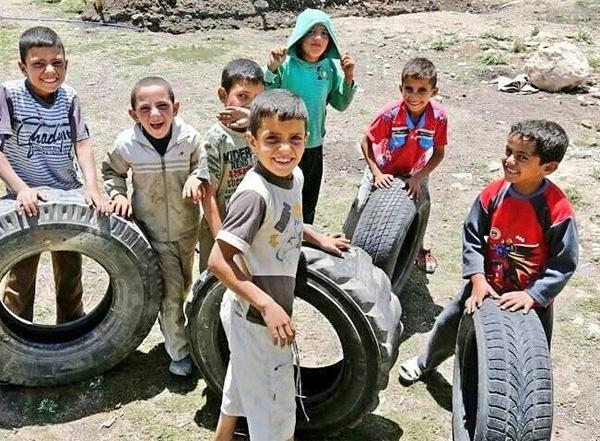 Anak-anak Aleppo