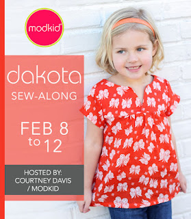 Dakota Sew-Along