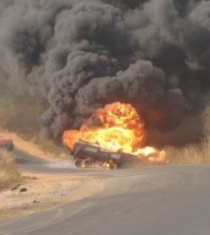 Tanker Explosions Kill 306 People In Nigeria...See Details