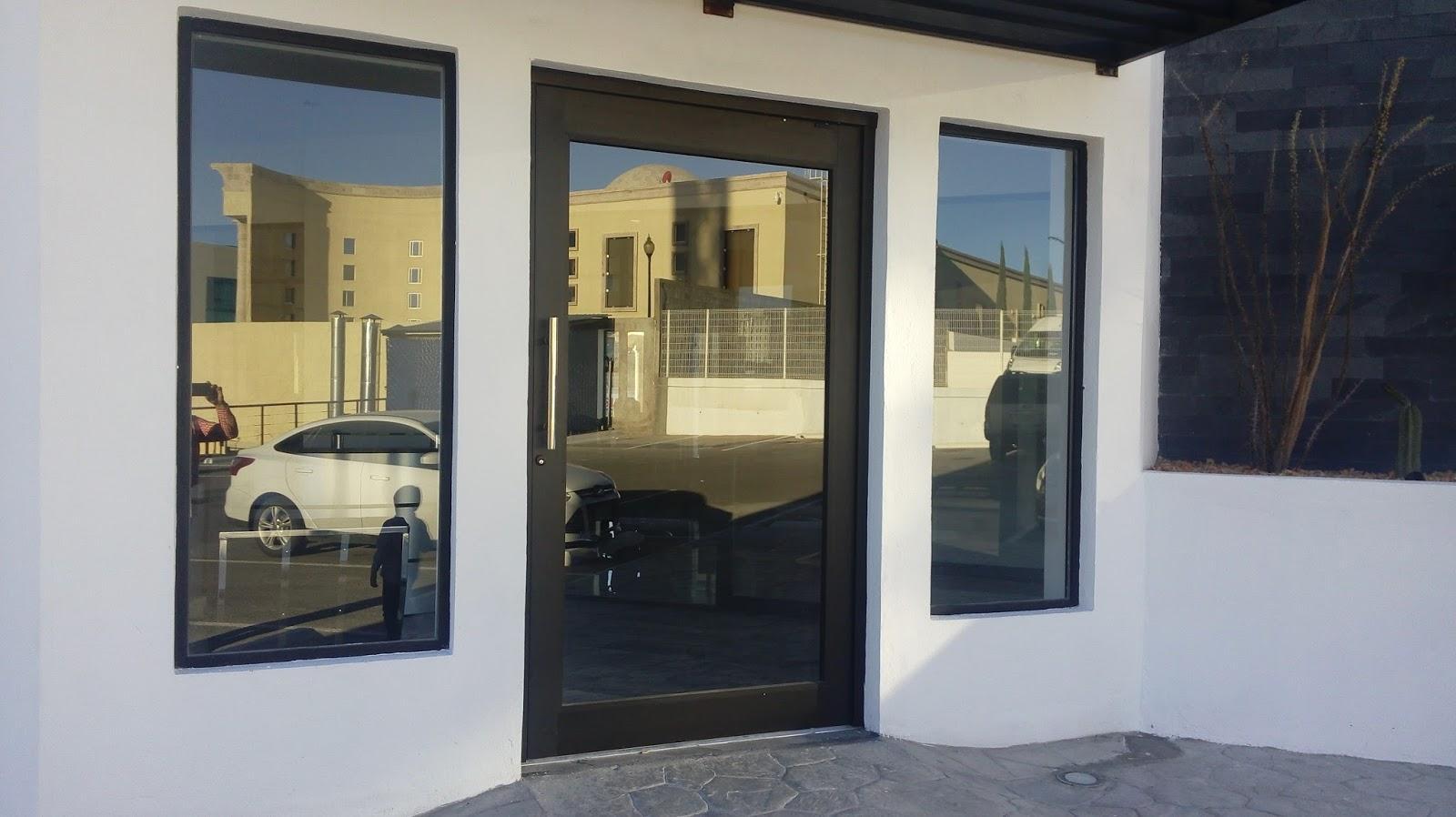Alpro aluminios procesados del norte ventanas sencillas - Ventanas doble cristal ...