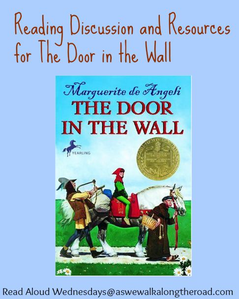Discussion points and resources for The Door in the Wall children's book
