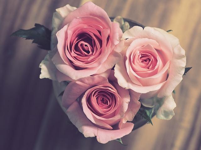 hoa cưới đẹp nhất