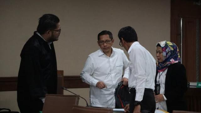 Anas Tetap Ingat Janji Siap Digantung di Monas Bila Korupsi Hambalang