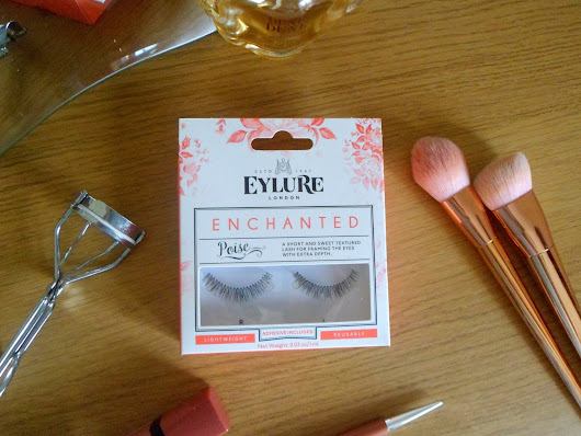 Eyelure Enchanted Poise Eyelashes Review