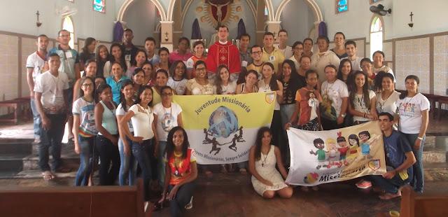 Assessores da IAM e JM da Diocese de Estância (SE) participam de formação