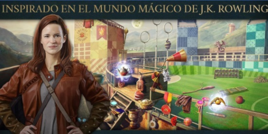 Descarga Juegos de Harry Potter para Moviles y Tabletas con Android Gratis