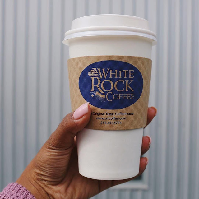 White Rock Coffee; Hidden Gems in Dallas: #OnlyLocalsKnow