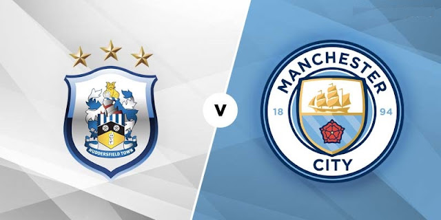 Huddersfield vs Manchester City