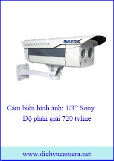 Camera Questek QTX 3304z
