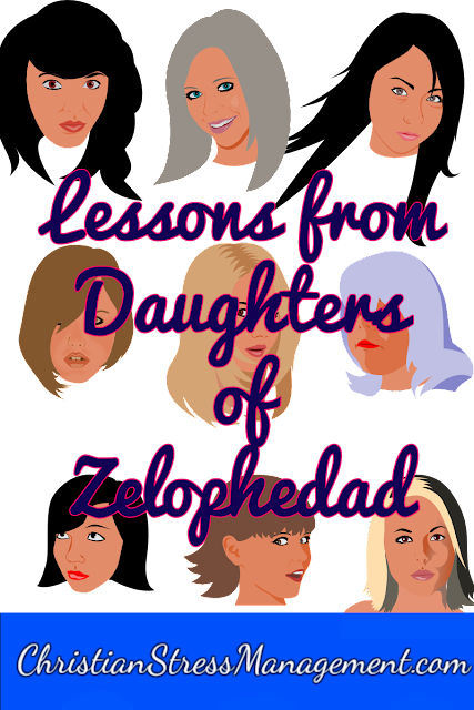 Lessons from Women in Bible Genealogies: Daughters of Zelophedad