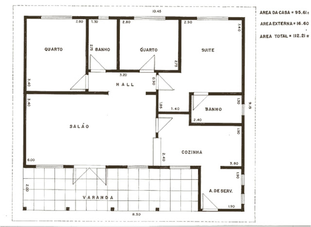 House plan with suite