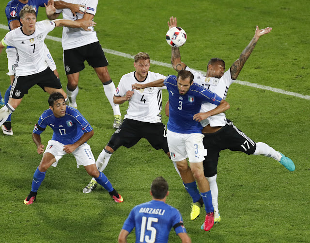 Germany beat Italy in Euro 2016, Give Spot to Semi-Finals