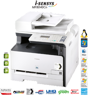 Download Printer Driver Canon i-SENSYS MF8040Cn