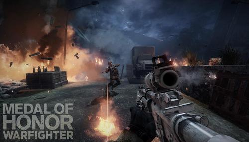 Download Game Medal of Honor: Warfighter Full Version