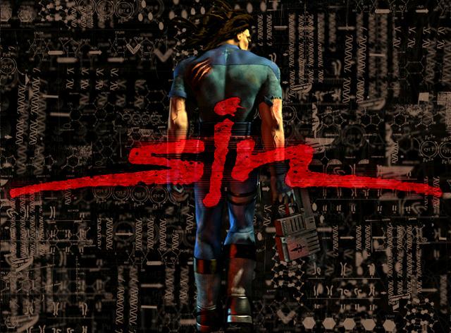 Sin title screen