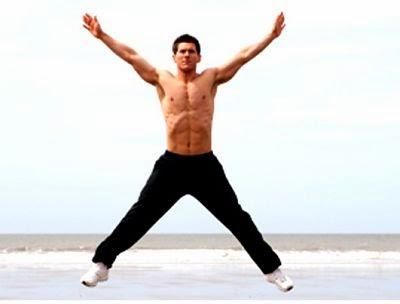 Подскоци Звезда (Jumping Jacks) - доброто кардио упражнение-1