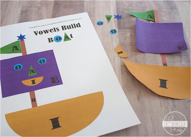 vowel letters
