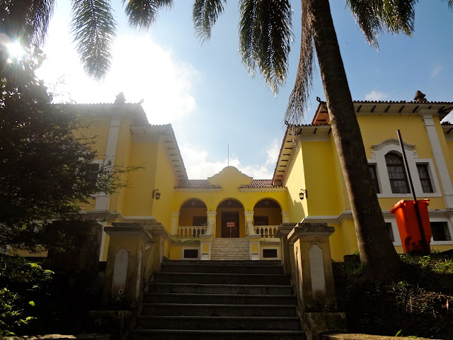 Museu Florestal Octavio Vecchi - Horto de SP