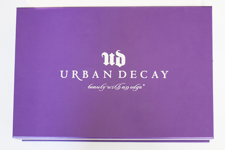 Urban Decay fall essentials make-up kit