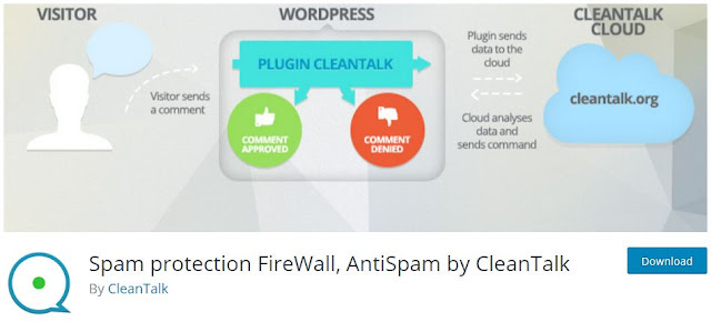 Top 10 Best Anti Spam WordPress Plugins Anti Spam 2Bby 2BCleanTalk 2B  2Banantvijaysoni com