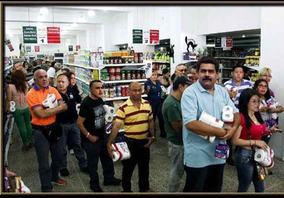 REACCIONA VENEZOLANO, YA BASTA!!!