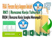 Contoh Laporan RKT, RKJM, RKAS Terbaru